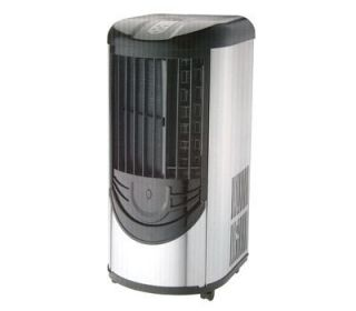 Portable Stainless Steel Air Conditioner 3 Fan 9000 BTU