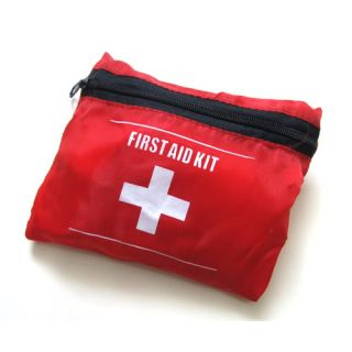 Emergency First Aid Kit Bag Pack Travel Sport Survival Rescue