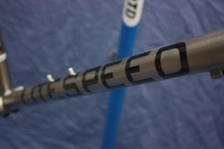 Retro Litespeed Titanium Mountain Bike Frame Medium V Brake TI 26 MTB