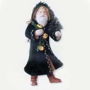 Hallmark 2007 Father Christmas Ornament