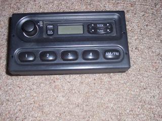 Ford Crown Victoria Police P71 Interceptor Mercury Grand Marquis Radio