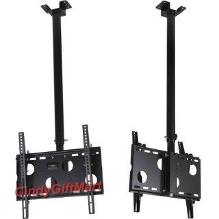 LCD Plasma Flat Panel Ceiling Wall Mount TV Monitor 1LP