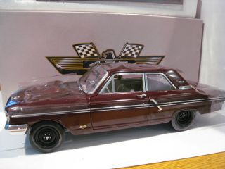 100 COLLECTION BY ERTL 1964 FORD FAIRLANE THUNDERBOLT 427 C I NOT GMP