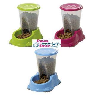 Dog Cat Bowl Smart Snacker Food Dispenser Feeder 1 5L