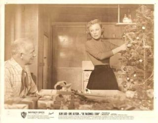 June Allyson Frank Faylen The McConnell Story 1955