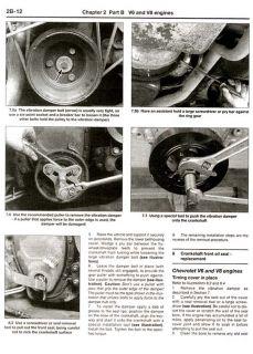 Chevy Chevelle Malibu Car 69 87 Repair Part Manual
