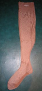 4pr Sz 11 Vtg Seamed Nylon Stockings Outsize 33 1 2 Long 2 Way