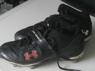 Under Armour Football Baseball Cleats Size 9 5