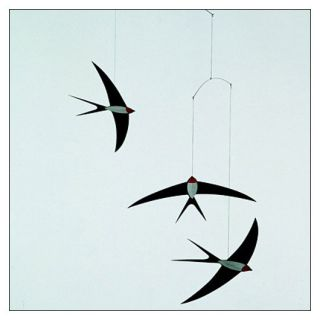 Swallows Mobile by Christian Flensted for Flensted Mobiles