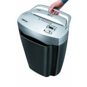 Fellowes Powershred W 11C Shredder 3103201 paper heavy duty new c 6 17