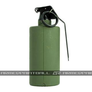 airsoft hand grenade flashbang style od