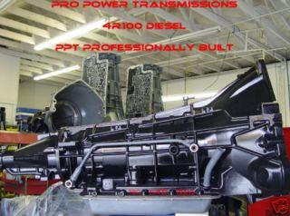 Transmission Ford 4R100 Diesel Super Duty F250 F350