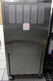 soft serve ice cream yogurt machine from 2003 single phase air cooled