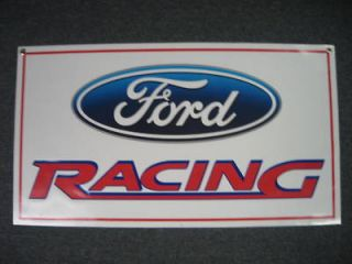 Ford Racing Banner Sign Flag Logo Mustang 1969