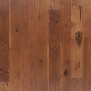 Smooth Tobacco Hickory Hardwood Flooring Wood Floor