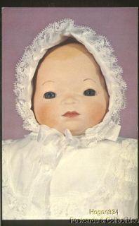 Lo Baby Doll Huston Studio Fort Myers Beach Florida Ad Postcard