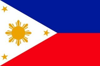 LARGE QUALITY FLAG OF PHILIPPINES FILIPINO FLIGHT TOUR SOUTH EAST ASIA