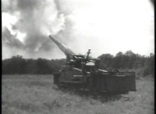 42nd Field Artillery Fort Sill Army Atomic Cannon
