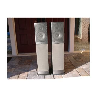 Infinity Model 2000.5 Floor Standing Speaker Pair, Excellent Condition