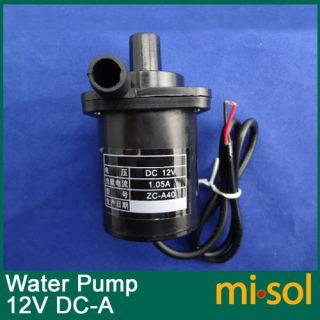 DC Micro pump Circulatory system pump hot water pump Brushless Pump