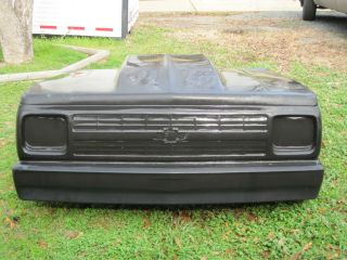 10 Fiberglass Flip Tilt Front End for Drag Racing or Street Rod