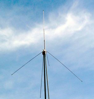 FM Broadcast Transmitter Antenna 1 4 Wave Tunable