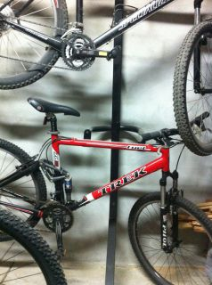 Fuel 80 2003 full suspension mountain bike AL frame 27 speed 18 5frame