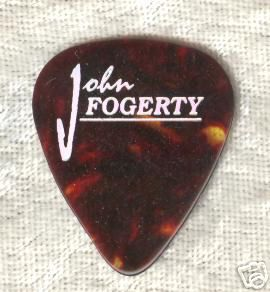 John Fogerty 1997 Blue Moon Swamp Tour Guitar Pick