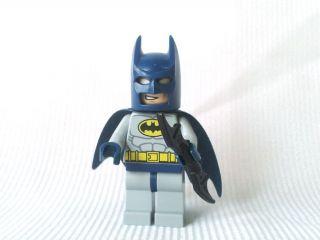 6857 Heroes Batman Robin Joker Riddler Harley Quinn Minifigures