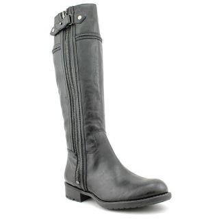 Franco Sarto Patriot Womens Size 8 5 Black Synthetic Fashion Knee High