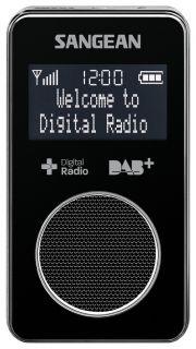 Sangean DPR 34 DAB FM RDS Portable Hand Held Digital Radio Receiver
