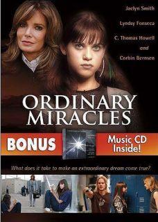 Miracles DVD CD Jaclyn Smith Lyndsy Fonseca New 096009559199