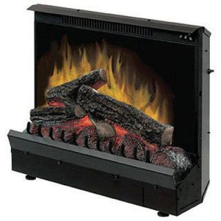 Dimplex 23 Electric Fireplace Heater Insert