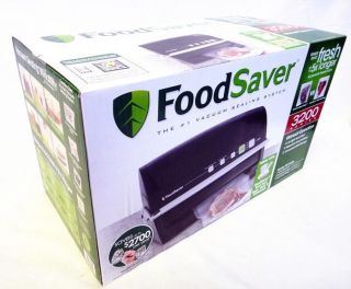 FoodSaver V3250 Sealing Machine Vacuum Sealing System Food Sealer