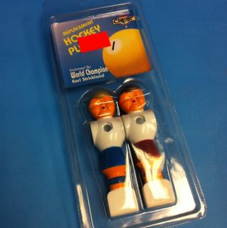 Foosball Men Replacement Players Kickers Set Of 2 Parts New