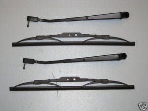 66 77 Early Ford Bronco 14 Wiper Conversion Set