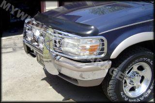 83 84 85 87 Ford Truck Ranger Bronco Brush Grill Guard