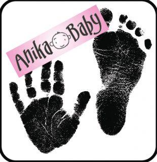 Next Gen. Baby Boy Girl Footprint Handprint Hand Prints Kit Pink Blue
