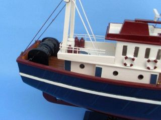 833 fishing boat model fb209 nautical gift5