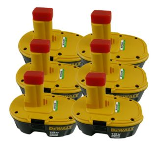 2000mAh DC9096 XRP NiCd Battery Power Tool Batteries for Dewalt