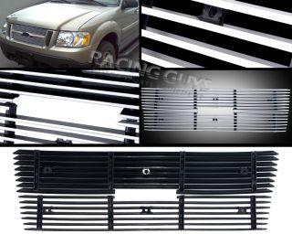 01 06 Ford Explorer Sport Trac Billet Style Upper Insert Kit 2 Piece
