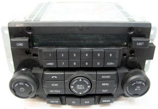 Ford Focus 2008 Car Factory High Performance CD Player Radio
