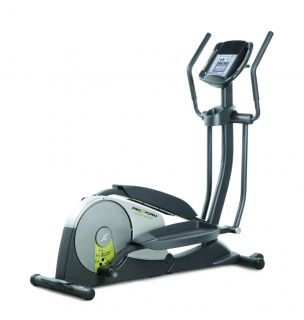 proform stride select elliptical fitness trainer new space saver