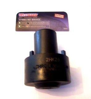 Westward Spindle Lock Nut Socket Wrench Ford F 250 350 with Dana 80