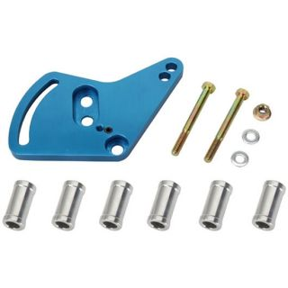 New Speedway SBF Ford Power Steering Bracket, KRC Pumps, 260/289/302