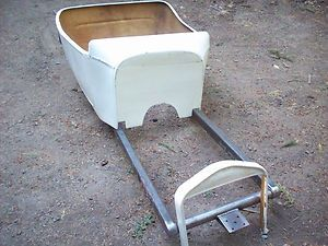 23 Ford T Bucket Body Project Hot Rod Rat 1923 Model T Roadster Lakes