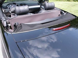 2002 2005 Ford Thunderbird 3pc SS Hard Top Protection