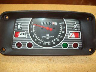 159345954_ford-tractor-tach-gauge-cluster-2600-3600-4600-2810-2910  Ford Tractor Wiring Diagram on alternator regulator, resistor for 8n,