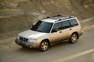 Subaru Forester Shop Repair Service Manual Models Covered 98 99 00 01