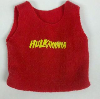 Hulk Hogan WWE Classic Superstars Exclusive Shirt Legends Elite